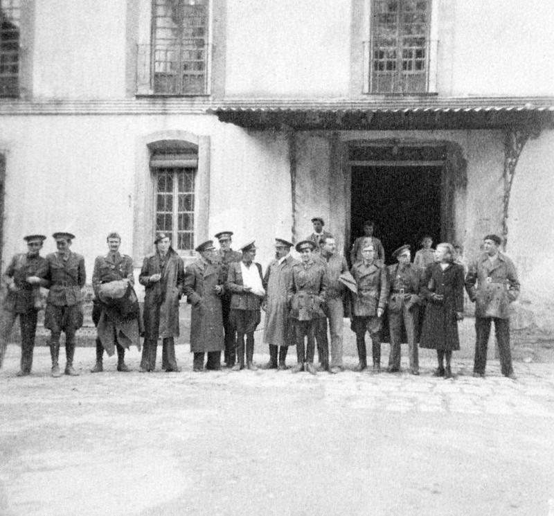 Hemingway and Brigadistas