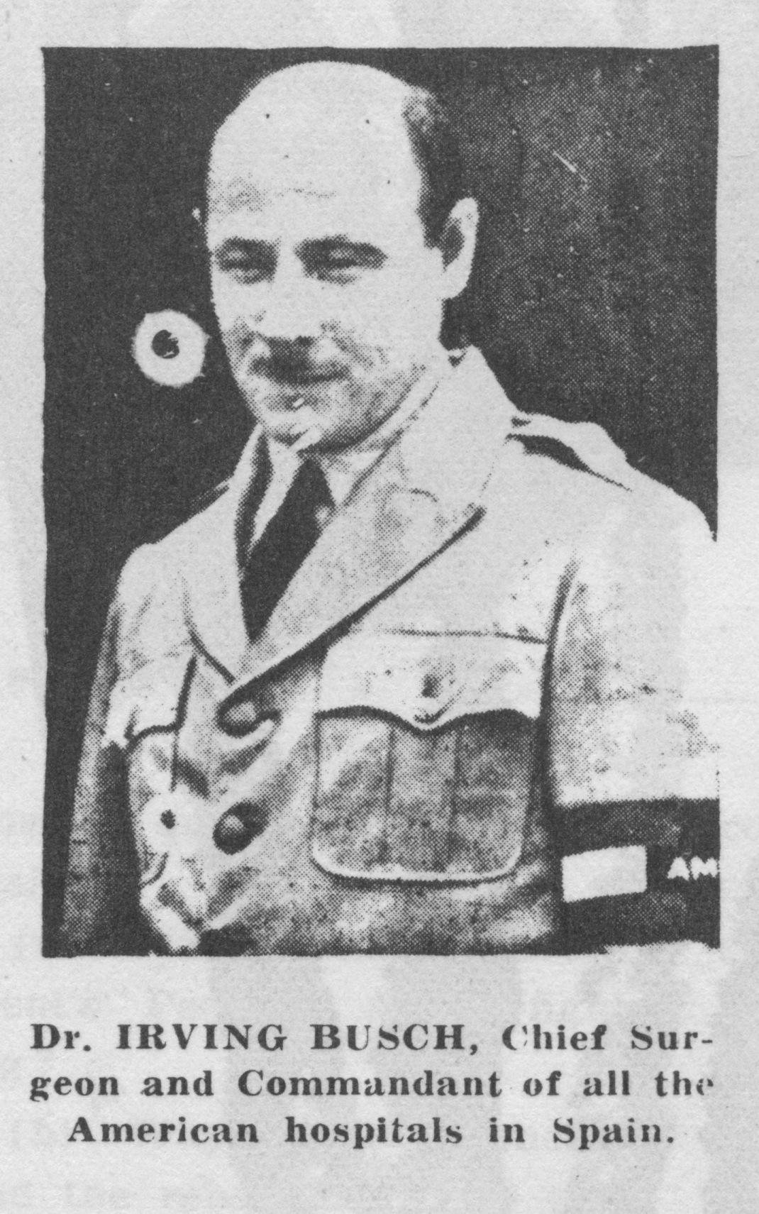 Irving Busch