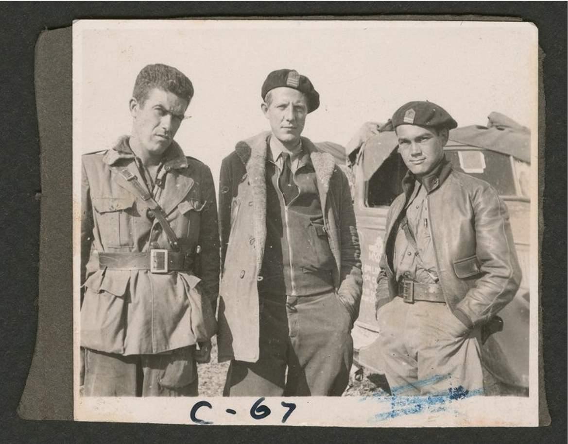 Alexander, Slater, Mildwater