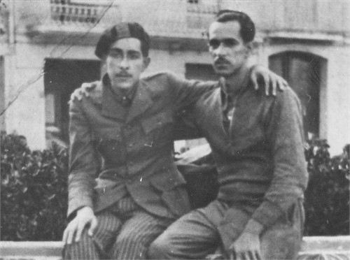 Eladio and Aurelio Paula