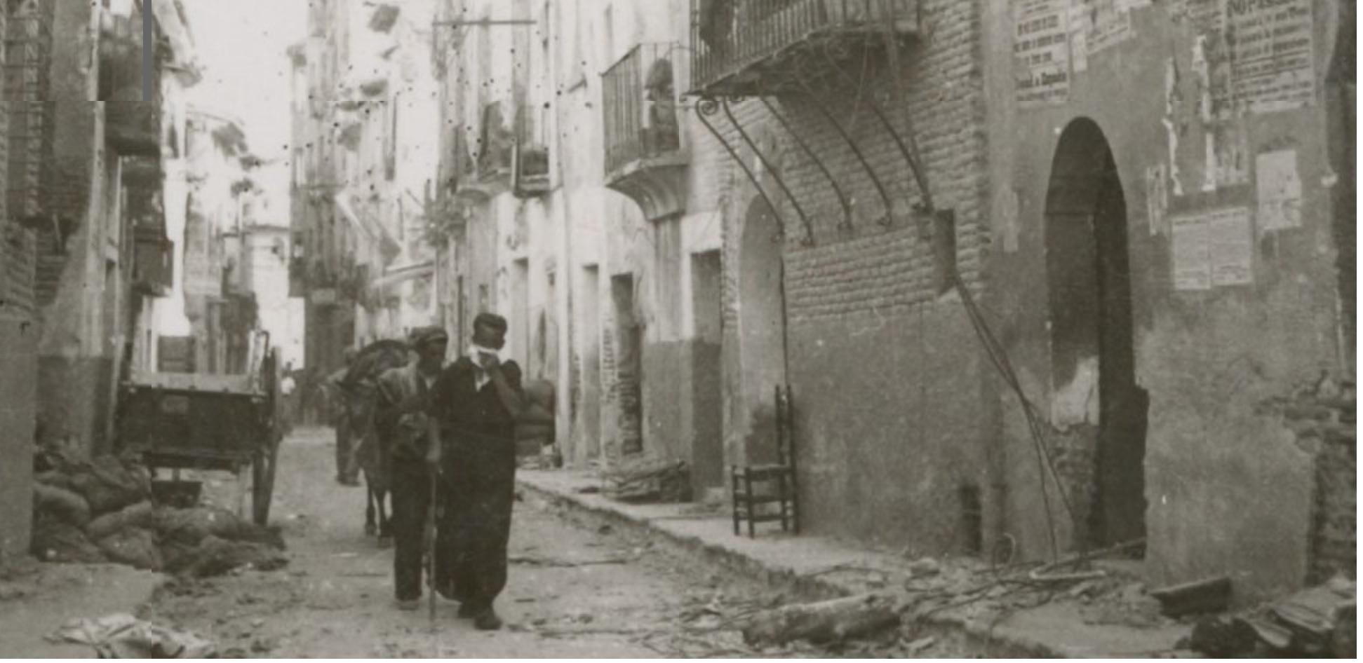 Soldiers, Belchite