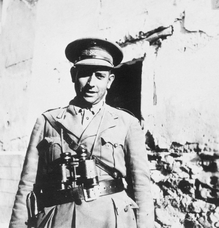 Commander Aguila of the 24th Battalion