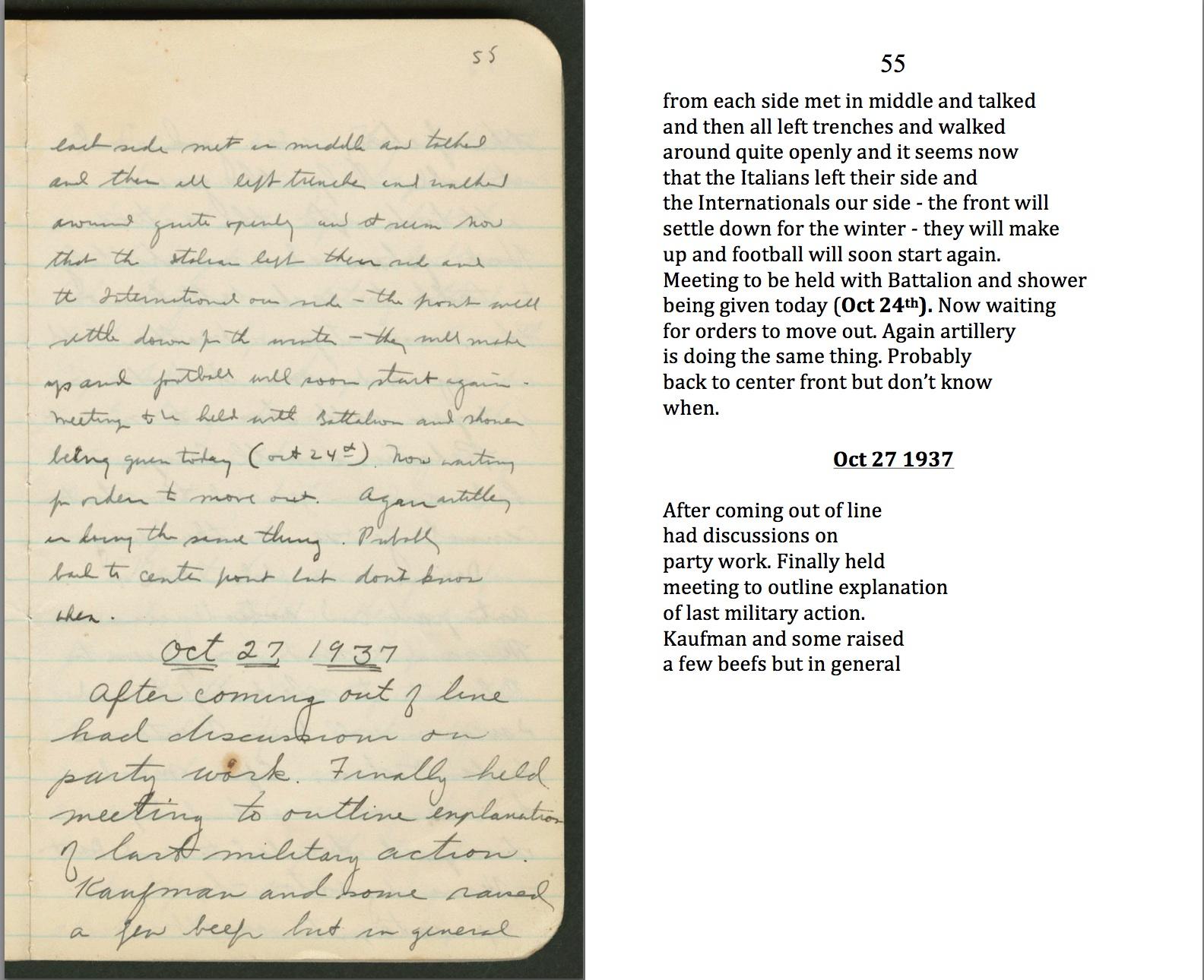 October 24, 1937