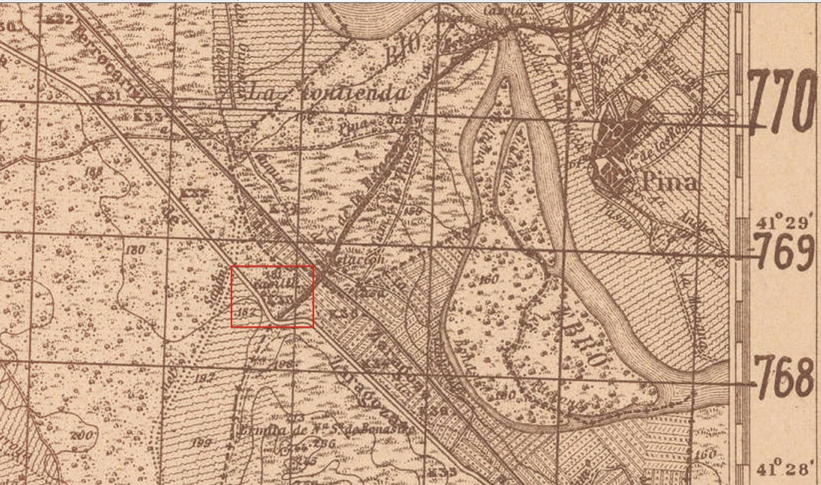 Kilometer 33 Map