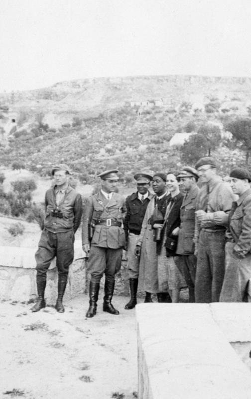Commanders at Morata